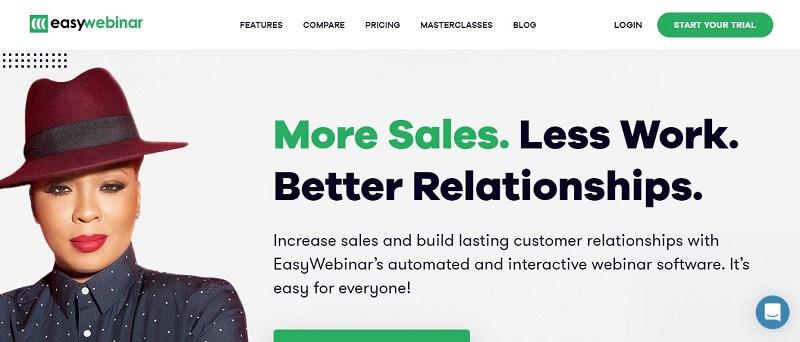 Easywebinar webinar services