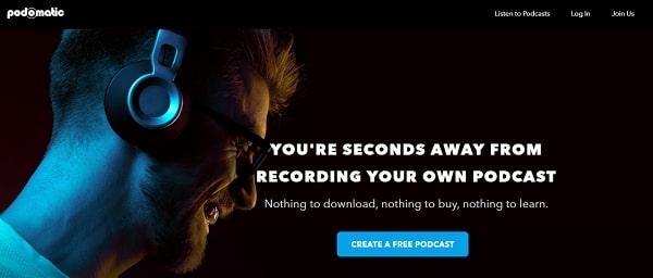 podomatic podcast hosting